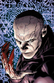 Shadowman Art VII
