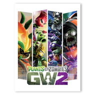 Plants vs. Zombies Garden Warfare 2: Graphic Tiles II