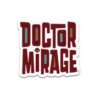 Doctor Mirage Logo 4