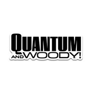 Quantum and Woody Logo