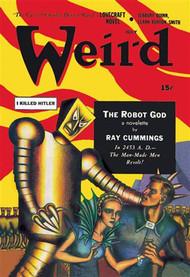 Weird Magazine: Man-Made Men Revolt