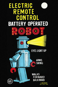 Electric Remote Control Operated Robot