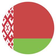 Emoji One Wall Icon Belarus Flag