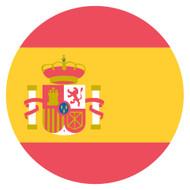 Emoji One Wall Icon Ceuta, Melilla Flag