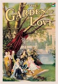 in The Garden Of Love