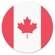 Emoji One Wall Icon Canada Flag