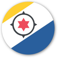 Emoji One Wall Icon Caribbean Netherlands Flag
