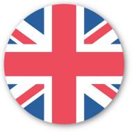 Emoji One Wall Icon Great Britain Flag