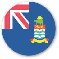 Emoji One Wall Icon Cayman Islands Flag