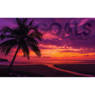 Goals Sunset