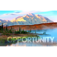 Opportunity Mountain Fog