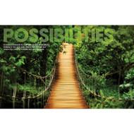 Possibilities Wooden Bridge