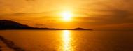 Standard Photo Board: Sunset over the Sea Ko Samui - AMER