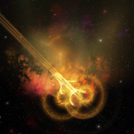 Stars And Gases Collide To Form This Spacial Phenomenon