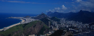 Standard Photo Board: Aerial View of Rio De Janeiro - AMER