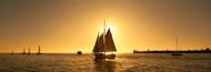 Extra Large Photo Board: Sailboat Key West - AMER