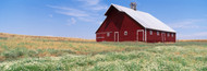 Extra Large Photo Board: Barn in a Field Genesee - AMER