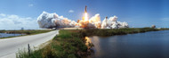Extra Large Photo Board: Launch at Kennedy Space Center - AMER