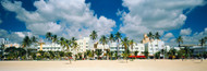 Extra Large Photo Board: Art Deco Hotels Miami Beach - AMER