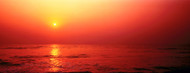 Standard Photo Board: Sunset over Indian Ocean - AMER
