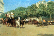 Day of the Grand Prize [1] by Hassam