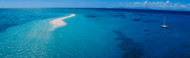 Extra Large Photo Board: Great Barrier Reef Queensland - AMER - INDY