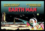Remote Control Earth Man