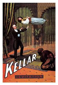 Kellar: Levitation