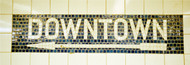 Standard Photo Board: New York City Subway Sign - AMER - INDY