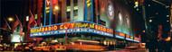 Extra Large Photo Board: Radio City Music Hall NYC - AMER - INDY