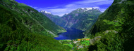 Standard Photo Board: Standard Photo Board: Geirangerfjord Norway - AMER