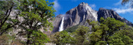 Extra Large Photo Board: Yosemite Falls Yosemite National Park CA -AMER