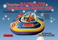Cragston Satellite Outer Space Survey Ship