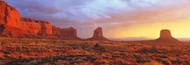 Extra Large Photo Board: Sunrise Monument Valley Arizona - AMER
