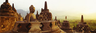 Extra Large Photo Board: Borobudur Temple Java - AMER