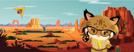 Standard Photo Board: Salesforce Backdrop Desert 4 - AMER