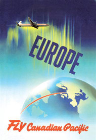 Europe - Fly Canadian Pacific