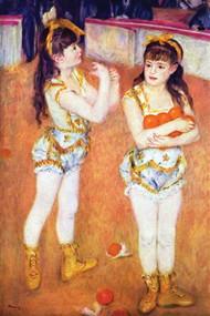 The Circus Fernando by Renoir