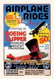 Airplane Rides Inman Bros Flying Circus