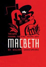 Macbeth WPA Federal Theater Negro Unit