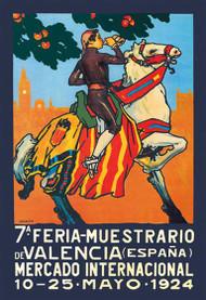 Valencia en Fa. Feria Muestrario