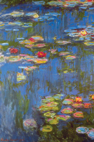 Water Lilies 3 by Claude Monet