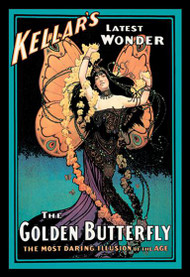 The Golden Butterfly Kellars Latest Wonder