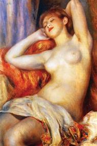 The Sleeping by Renoir