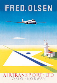 Fred Olsen Airtransport Ltd Oslo Norway