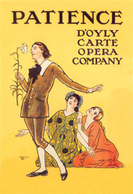 Patience D'Oyly Carte Opera Company