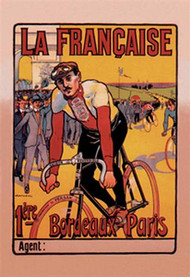 Francaise Bordeaux Paris Bicycle Race
