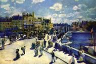 Pont-Neuf by Auguste Renoir