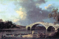 Bridge by Canaletto