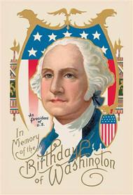 In Memory of the Birthday of Washington